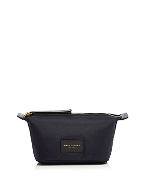 marc jacobs female marc jacobs nylon biker landscape cosmetic case