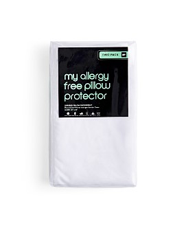 Bloomingdale's - My Allergy Free Pillow Protector, Pack of Two - 100% Exclusive