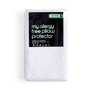 Bloomingdale's Allergy Blocker King Pillow Protector, Pack of Two - 100% Exclusive