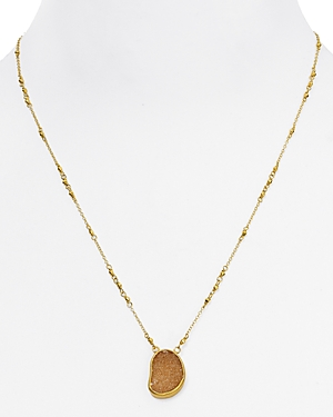 Chan Luu Agate Pendant Necklace, 19