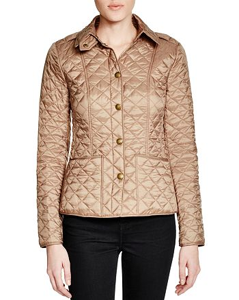 Burberry - Kencott Quilted Jacket