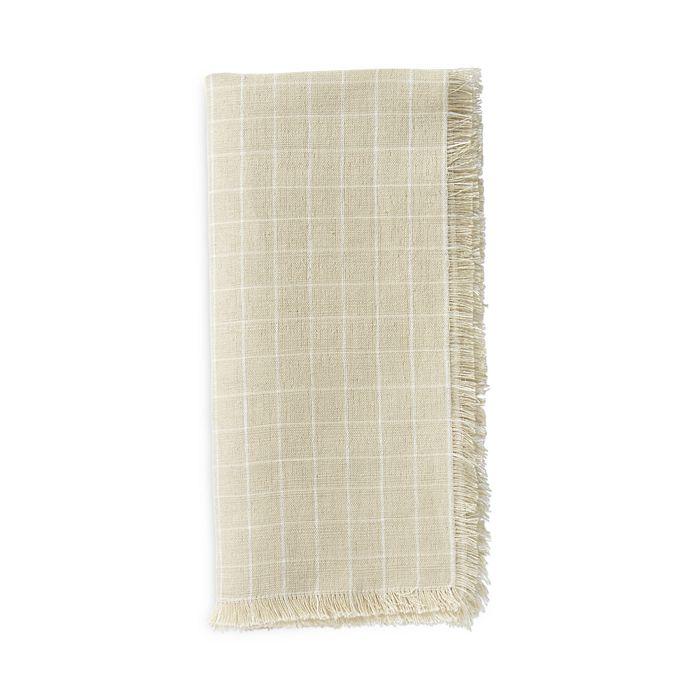 Juliska - Windowpane Flax Napkin