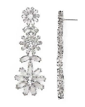 kate spade new york - Embellished Bouquet Statement Earrings