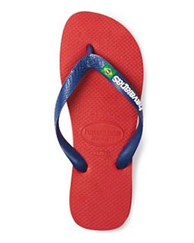 havaianas - Brazil Logo Flip-Flops