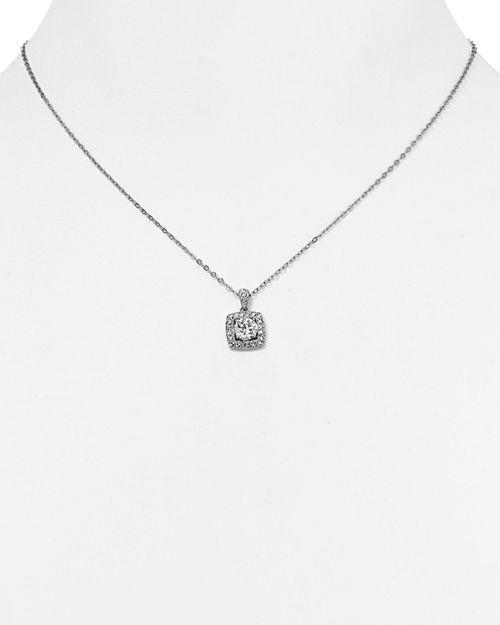 "Nadri - Swarovski Crystal Pendant Necklace, 15"""
