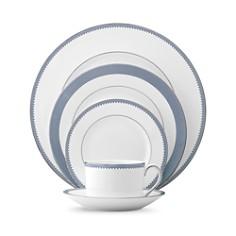 Vera Wang Wedgwood Grosgrain Indigo Dinnerware - Bloomingdale's Registry_0