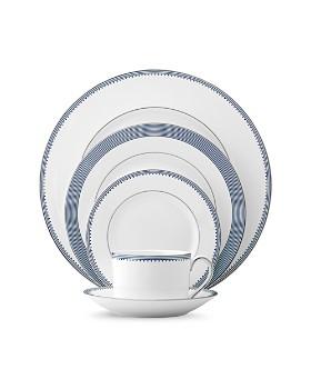 Vera Wang -  Grosgrain Indigo Dinnerware