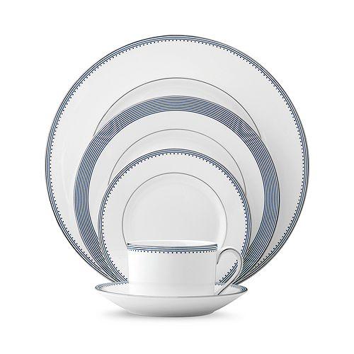Vera Wang - Wedgwood Grosgrain Indigo Dinnerware