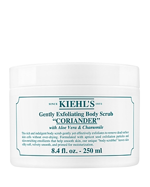 Kiehl's Since 1851 Coriander Gently Exfoliating Body Scrub 8.4 oz.