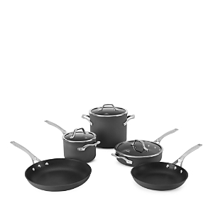 Calphalon Signature Nonstick Cookware 8-Piece Cookware Set