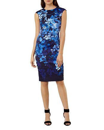 936c0227a0 KAREN MILLEN - Wisteria Floral Print Dress