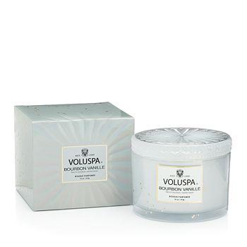 Voluspa - Bourbon Vanille 11-Ounce Corta Maison Candle