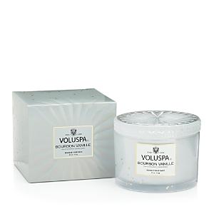 Voluspa Bourbon Vanille 11-Ounce Corta Maison Candle