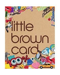 Bloomingdale's Emoji Little Brown E-Gift Card_0