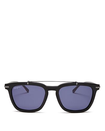 16d2cc9d8b Salvatore Ferragamo - Men s Matte Sunglasses