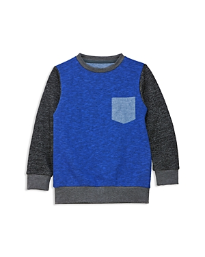 Sovereign Code Boys' Heather Colorblock Tee - Big Kid