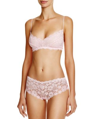 Camellia Lace Hipster