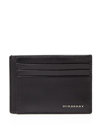 Burberry - London Leather Card Case