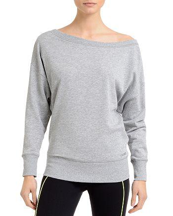 2(X)IST - Off-the-Shoulder Sweatshirt