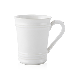 Juliska Acanthus Whitewash Mug-Home