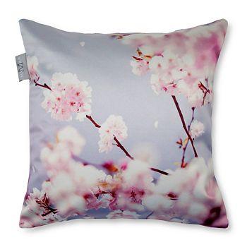 """Madura - Cherry Blossom Decorative Pillow Cover, 16"""" x 16"""""""