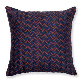 """Madura - Tonkin Decorative Pillow Cover, 16"""" x 16"""""""