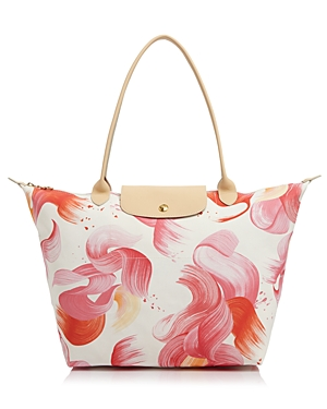 Longchamp Large Splash Shoulder Tote