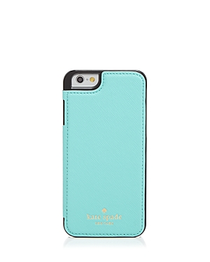 kate spade new york iPhone 6 Case - Cedar Street Leather Folio Pocket