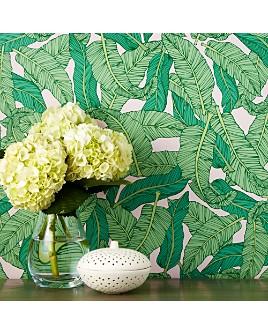 Chasing Paper - Banana Leaf Removable Wallpaper