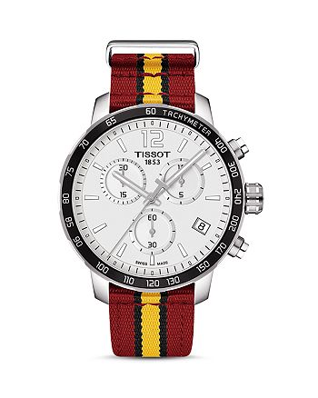 Tissot - Miami Heat Quickster Stainless Steel Chronograph, 42mm