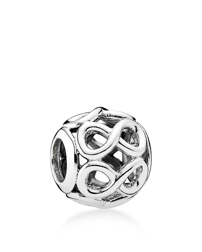 Pandora - Sterling Silver Infinite Shine Charm
