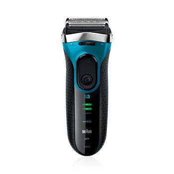 Braun - Braun Series 3 Wet/Dry Rechargeable Shaver