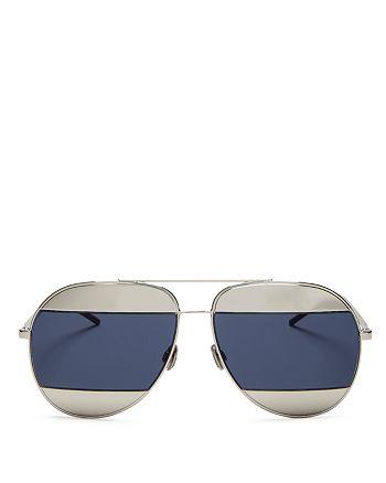 c456deca61 Dior - Women s Split Aviator Sunglasses
