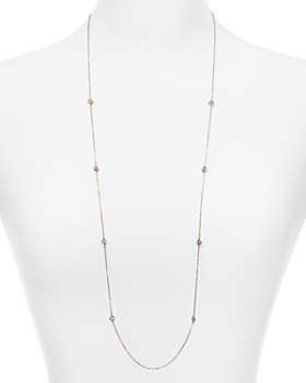 Nadri - Station Necklace, 36""