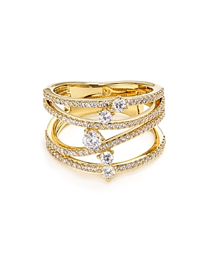 Nadri Fluidity Ring
