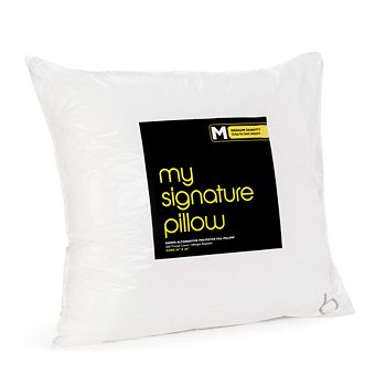Bloomingdale's - My Signature Pillow, Medium Density, Euro - 100% Exclusive