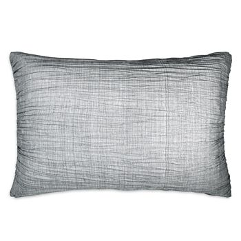 DKNY - City Pleat Grey Standard Sham
