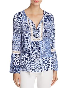 Bluză de damă AVEC Crochet