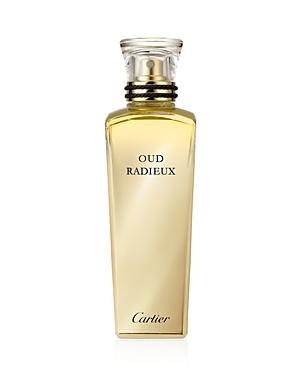 Cartier Les Heures Voyageuses Oud Radieux Eau de Parfum