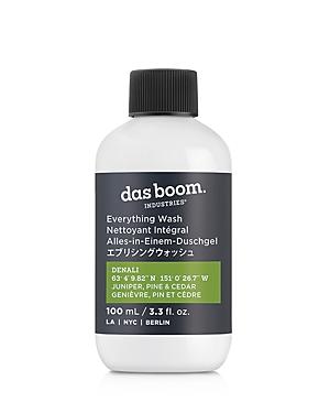 Das Boom Industries Denali Everything Wash Travel Size