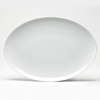 """Rosenthal - Loft Oval Platter, 13.5"""""""