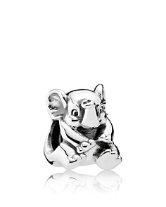 PANDORA Sterling Silver Lucky Elephant Charm - Bloomingdale's_0