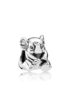Pandora - Sterling Silver Lucky Elephant Charm