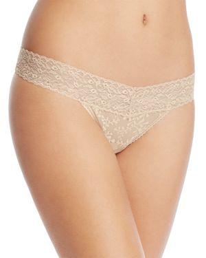 Calvin Klein Bare Lace Thong