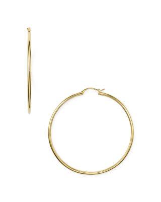 $Nadri Hoop Earrings - Bloomingdale's