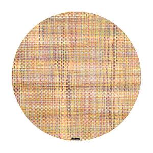 Chilewich Mini Basket Round Placemat