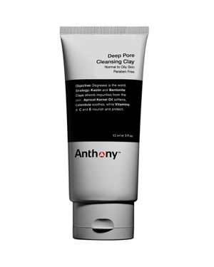 ANTHONY DEEP PORE CLEANSING CLAY 3 OZ/ 90 ML