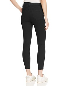 J Brand - Alana Crop High Rise Jeans in Vanity