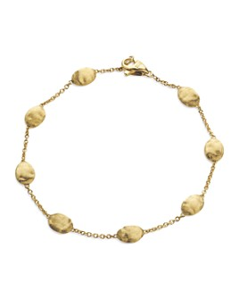 "Marco Bicego - ""Siviglia Collection"" Bracelet in 18 Kt. Yellow Gold"