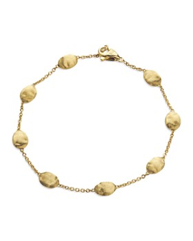 Marco Bicego Siviglia Collection Bracelet In 18 Kt Yellow